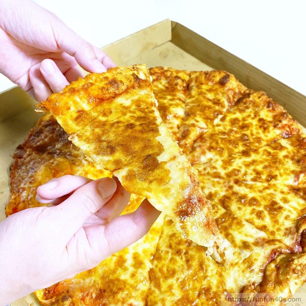 コストコチーズピザ