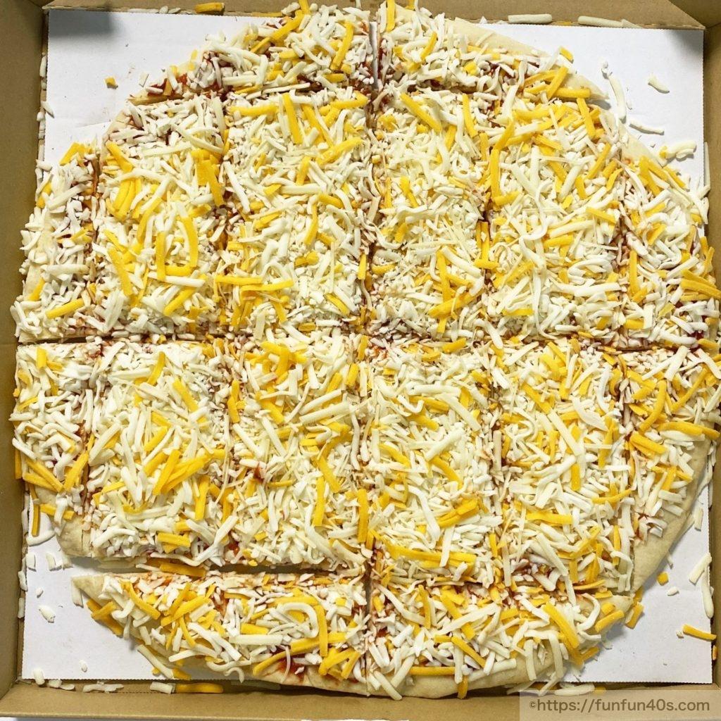 テイクベイクチーズピザ