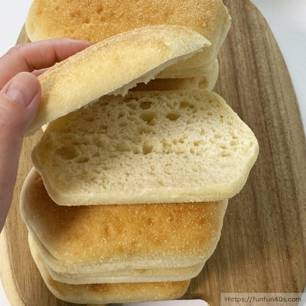 トルタサンドイッチロール