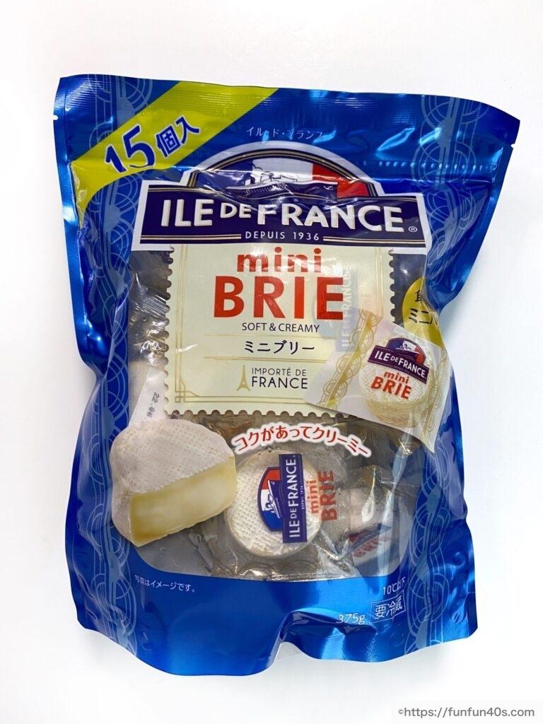 ミニブリーチーズ