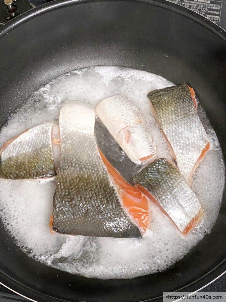 鮭フレーク
